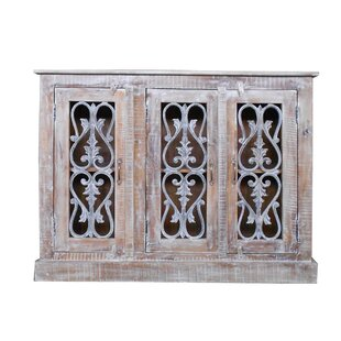Gianni Iron Door Sideboard by Ophelia & Co.