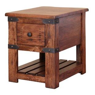 Loon Peak Rockaway End Table