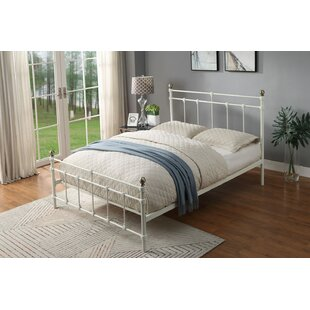 Modoc Bed Frame With Mattress By Lily Manor