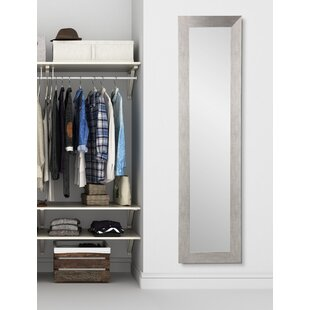 Best Reviews Current Trend Apartment Full Length Wall Mirror By American Value