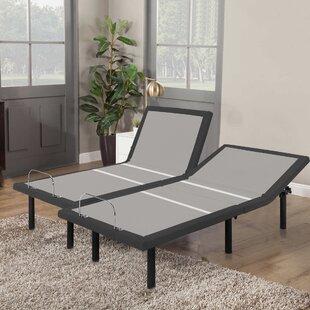 Split Adjustable Bed Base by Spinal Solution
