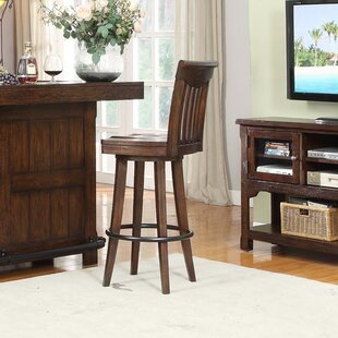 Compare & Buy Tremper 30 Swivel Bar Stool (Set of 2) by Millwood Pines Reviews (2019) & Buyer's Guide