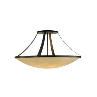 8-Light Semi-Flush Mount by Meyda Tiffany