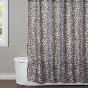 Brown And Gray Shower Curtain 84 Long Shower Curtain FoterGray
