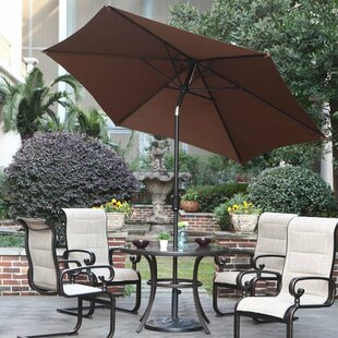 Ebern Designs Escalante 9' Market Umbrella