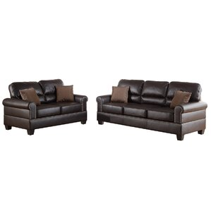 Boyster 2 Piece Living Room Set