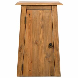 1654 W x 2756 H x 906 D Solid Wood Free Standing Bathroom Cabinet by East Urban Home
