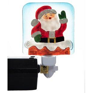 Transpac Christmas Santa Night Light