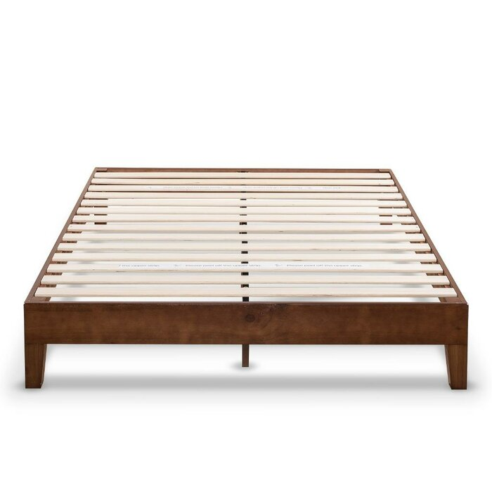 414813997b Red Barrel Studio Harney Platform Bed Frame & Reviews | Wayfair