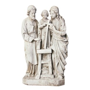 OrlandiStatuary Religious Holy Family Statue