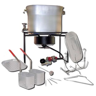 Hot Tub Outdoor Turkey Cooker Package