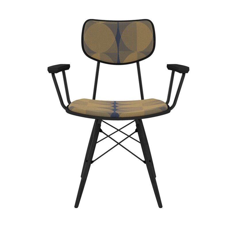 George Oliver Rozella Upholstered Side Chair Wayfair