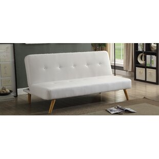 Whitestone Contemporary Convertible Sofa by George Oliver Sale