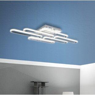 Duboce 1-Light LED Flush M..