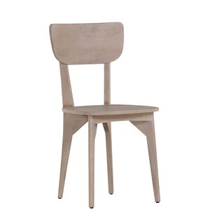 Rubin Solid Wood Dining Chair By Mikado Living
