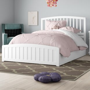 Progreso Platform Bed with Drawers by Harriet Bee