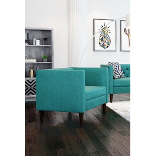 Price Check Unadilla Armchair by Ivy Bronx Reviews (2019) & Buyer's Guide