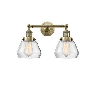 Brayden Studio Dupree 2-Light Vanity Light