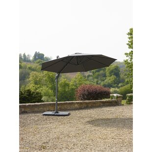 Janesville 3m Cantilever Parasol By Sol 72 Outdoor