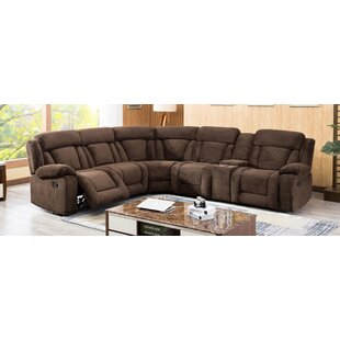 Herald Square Reclining Sectional by Latitude Run