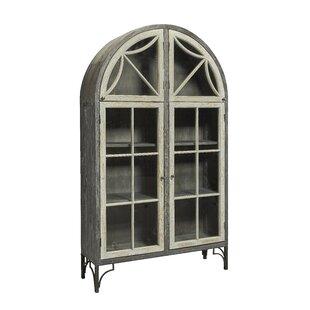 One Allium Way Noelia Curio Cabinet