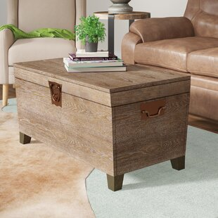 Pedro Trunk Coffee Table