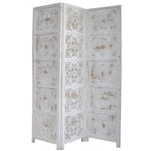 One Allium Way Goddard 3 Panel Room Divider