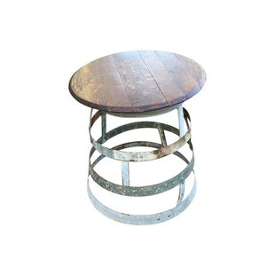 Union Rustic Ternate Wooden Bar Table