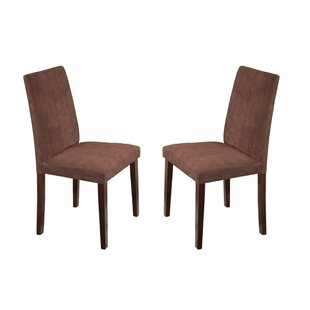 Whetzel Upholstered Side Chair (Set of 2) Millwood Pines