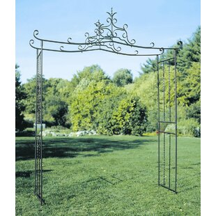 ACHLA Chippendale Iron Arbor