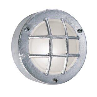 1 Light Outdoor Bulkhead Light By Sol 72 Outdoor