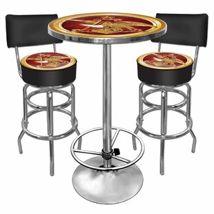 A And Eagle 3 Piece Pub Table Set 2019 Online