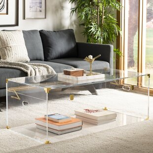 Egremt Coffee Table with Storage