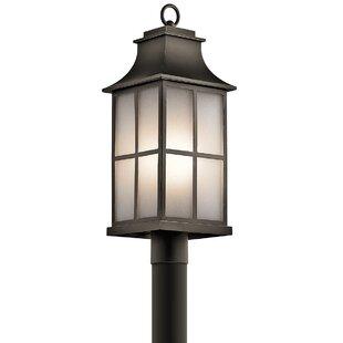 Kichler Pallerton Way Outdoor 1-Light Lantern Head