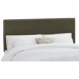 Marion Upholstered Panel Headboard by Skyline Furniture