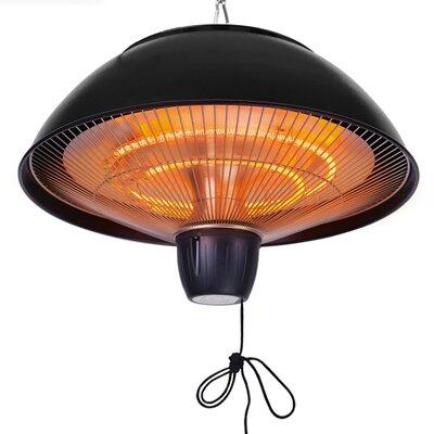 1500W Electric Patio Heater Star Patio