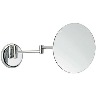 Order Malchow Double Arm Round Makeup/Shaving Mirror By Latitude Run
