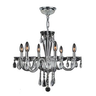 Rosdorf Park Roni 6-Light Chandelier
