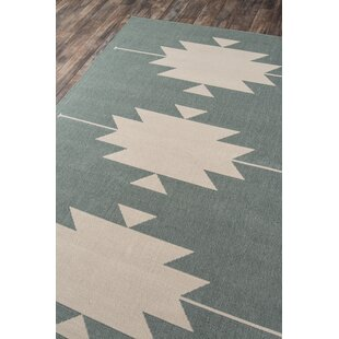 Marlatt Sage Indoor/Outdoor Area Rug