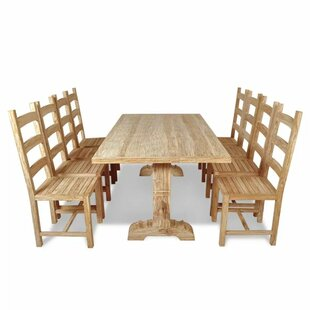 Jacquelyne Dining Set With 8 Chairs By Brambly Cottage