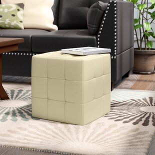 Red Barrel Studio Delinda Cube Ottoman