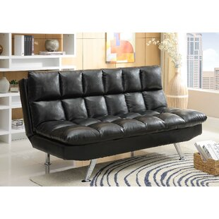 Price comparison Adjustable Convertible Sofa by Wildon Home® Reviews (2019) & Buyer's Guide