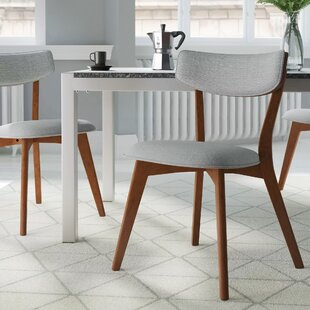 Lavaca Upholstered Dining Chair (Set Of 2) By Fjørde & Co