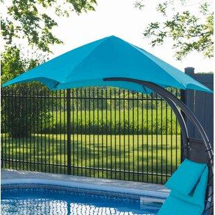 Ebern Designs Maglione 4' Cantilever Umbrella