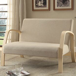 Rutan Loveseat by Wrought Studio