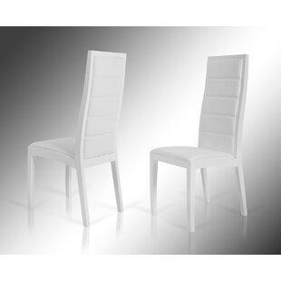 Camron Elegant Upholstered Dining Chair (Set Of 2) By Orren Ellis