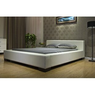 Astor Upholstered Platform Bed