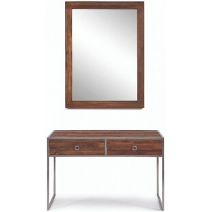 Highworth Console Table And Mirror Set By Williston Forge