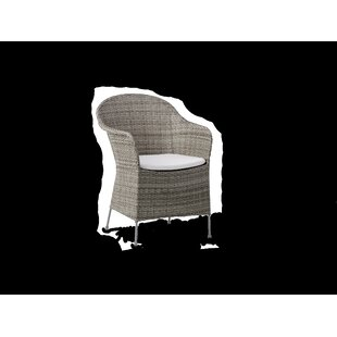 Athene Patio Dining Chair with Cushion