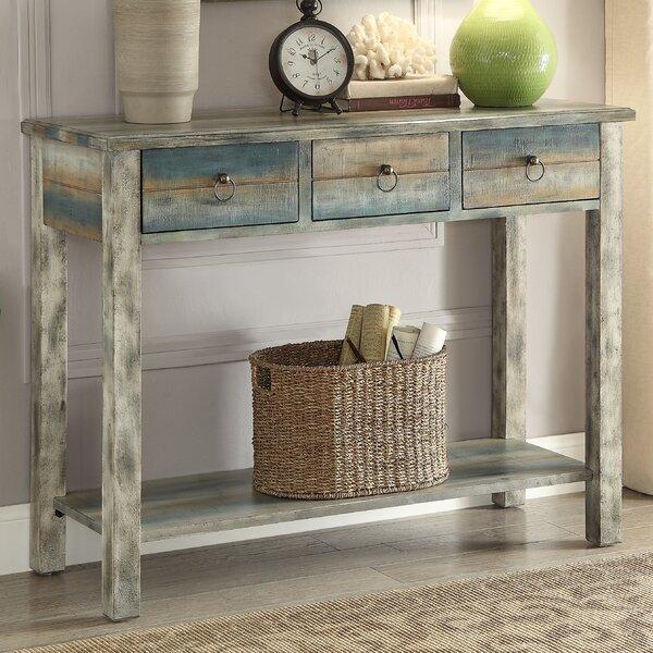 Genial ACME Furniture Glancio Antique Console Table | Wayfair